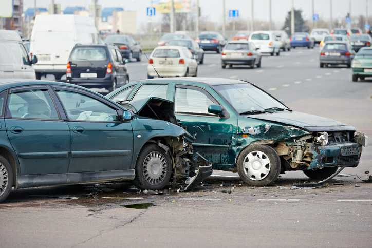 Buffalo car accident attorney